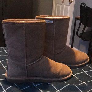 Bearpaw - Brown Winter Boots